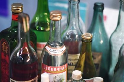 В России захотели уничтожать весь изъятый алкоголь