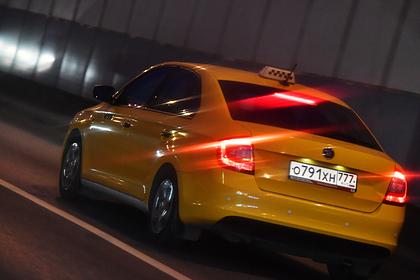 Российские таксисты лишились заработка из-за прогресса