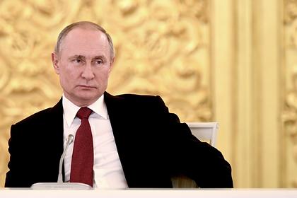 Путина возмутили призывы убивать детей сотрудников Росгвардии