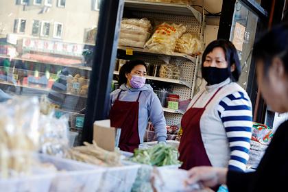 Город в США объявил о чрезвычайном положении из-за коронавируса