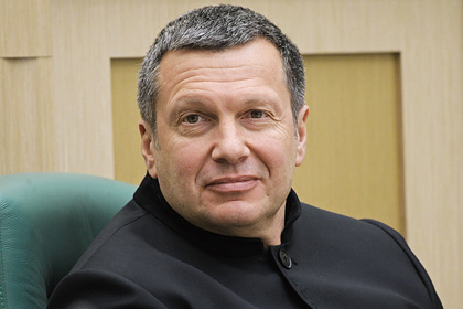 Соловьев отказался ехать в Италию «обнимать коронавирусников» и запел