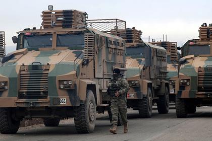 Эрдоган пообещал вытеснить сирийскую армию в Идлибе