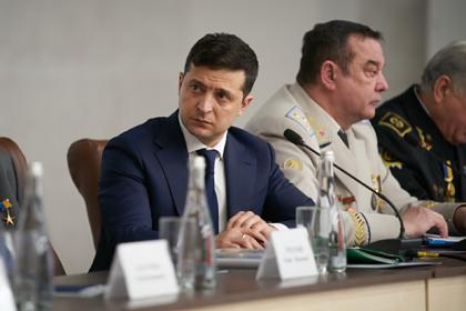 Зеленский отказался менять Крым на Донбасс