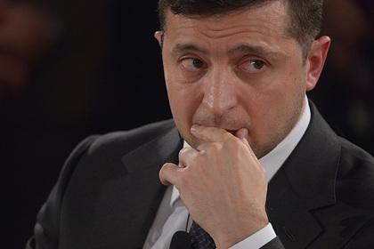 Зеленский установил на Украине День сопротивления оккупации Крыма