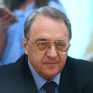 Михаил Богданов