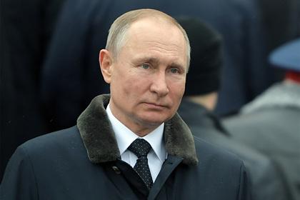 Путин призвал наказать создателей «групп смерти»