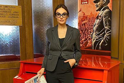 Алена Водонаева сходила в Госдуму и сравнила себя с котом