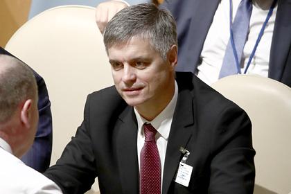 Украина потребовала от России «убраться» из Крыма
