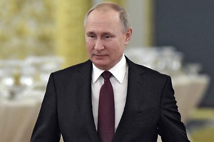 Путин захотел закрепить особое отношение к детям в Конституции