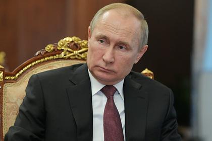 Путин заявил о невозможности украсть у России Победу