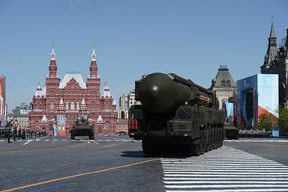 Российское ядерное оружие предложили пересадить на китайские шасси