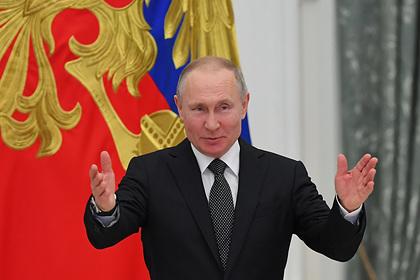 Путин рассказал о нехватке времени на просмотр шоу о разводах и тестах ДНК