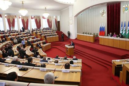 Глава Кабардино-Балкарии обратился к парламенту