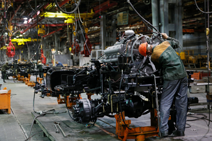 Украинская промышленность обвалилась