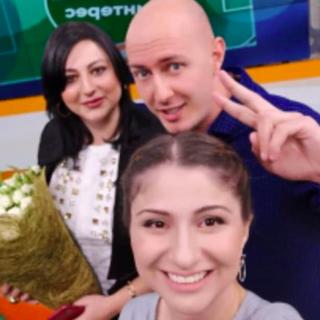 Ирина Макеева и Кристина Кокаева