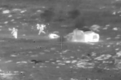 Работу российского спецназа в реальных условиях показали на видео