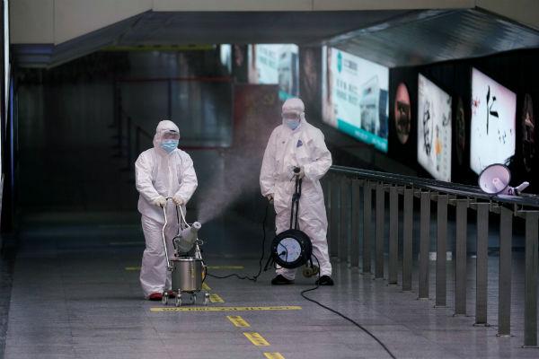 Стало известно о возможном зарождении коронавируса за пределами Китая