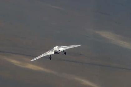 Ведомый Су-57 испытал «Гром»