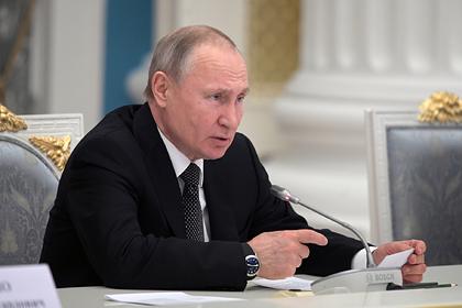 Путин назвал способы предотвращения «утечки мозгов» из России