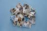"""В целом в поврежденных и грязных купюрах нет ничего примечательного. По состоянию на 1 января 2020 года в России в обращении <a href=""""https://cbr.ru/Collection/Collection/File/25857/str_nal_dm_200101.pdf"""" target=""""_blank"""">находилось</a> более 6 миллиардов банкнот. Часть из них устаревает и регулярно попадает в кассы кредитных учреждений.  <br></br> Однако, как пояснила автор фотографий, на мятые и рваные купюры можно посмотреть иначе и использовать их как хороший источник информации о человеке. Например, по состоянию банкнот можно сразу определить, для кого деньги — просто бумага, а для кого — большая ценность."""