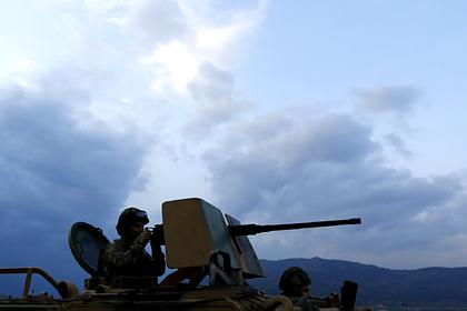Стало известно об убитых турками сирийских военных