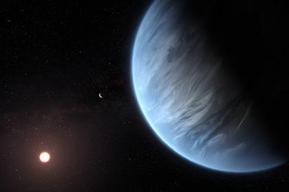 Найдена пригодная для жизни газовая планета