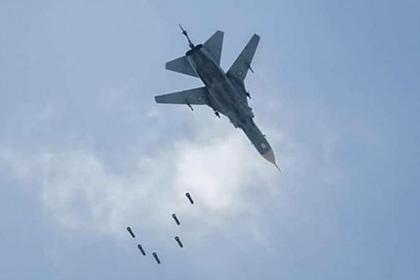 Появились сообщения о российско-сирийской атаке на турецкий конвой в Идлибе