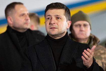 Раскрыто мнение украинцев об успехах Зеленского в решении конфликта в Донбассе