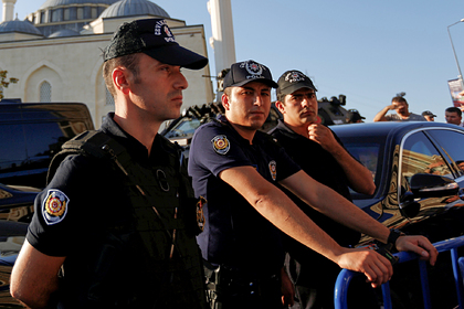 Задержанную в Стамбуле россиянку освободили