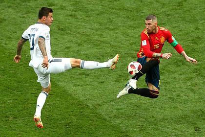 Описан разговор Смолова с Серхио Рамосом во время матча против «Реала»