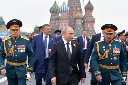 В Великобритании рассказали о дилемме вокруг Парада Победы в Москве