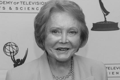 Умерла телеведущая и создательница одного из самых успешных сериалов в истории