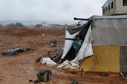 Турция поспособствует потоку сирийских беженцев в Европу