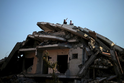 Израильские вертолеты ударили по Сирии