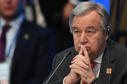В ООН обратились к участникам конфликта в Идлибе