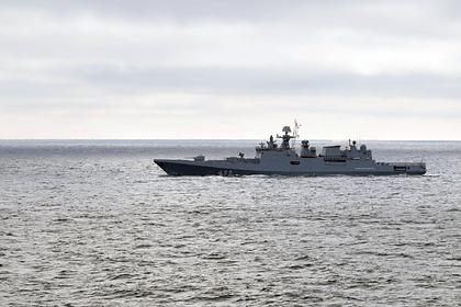 Российские фрегаты с «Калибрами» направились к Сирии