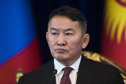 Президент Монголии оказался на карантине из-за коронавируса