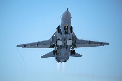 Названа защита российских самолетов в Сирии