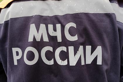 МЧС сообщило о взрыве в Петербурге