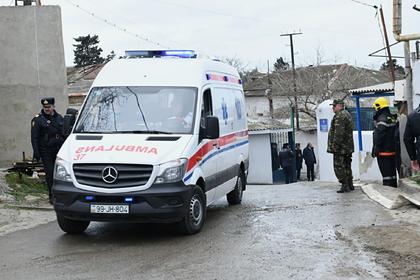 Россиянин завез коронавирус в Азербайджан