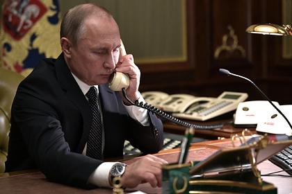 Кремль раскрыл подробности разговора Путина и Эрдогана об Идлибе