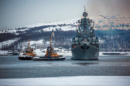 Северный флот испытал новейшее гиперзвуковое оружие