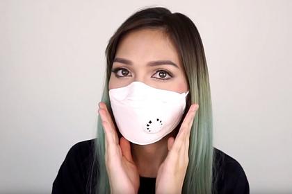 Придуман подходящий к маске от коронавируса макияж