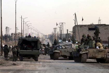 Турция нанесла новые удары по военным и мирным жителям Сирии в Алеппо