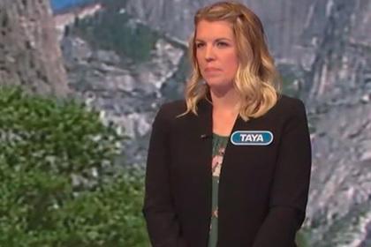 Участница телешоу отгадала фразу с двух букв и удивила зрителей