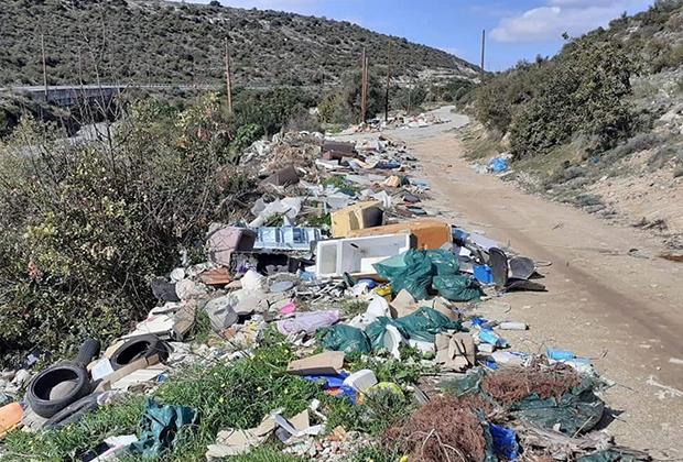 «На Кипре не просто грязно, а очень грязно»