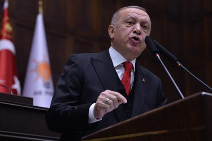 Эрдоган собрался в Москву