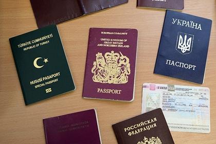 Российским послам хотят запретить иметь двойное гражданство