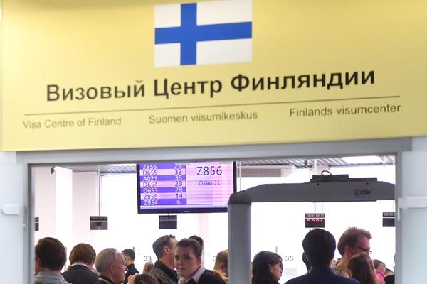 В Финляндии захотели отменить визы для петербуржцев