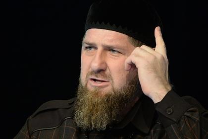 Кадыров оценил удар Емельяненко